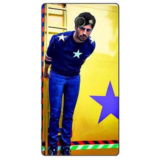 EYP Bollywood Superstar Siddharth Malhotra Back Cover Case For Sony Xperia M2 310944