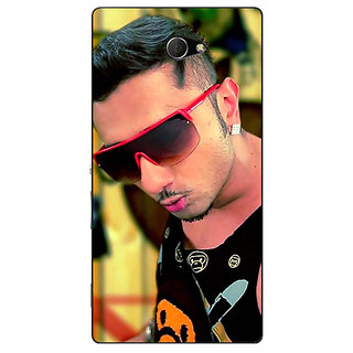 EYP Bollywood Superstar Honey Singh Back Cover Case For Sony Xperia M2 311181