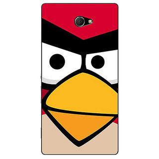EYP Angry Birds Back Cover Case For Sony Xperia M2 311422