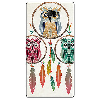 EYP Dream Catcher  Back Cover Case For Sony Xperia M2 Dual 320197