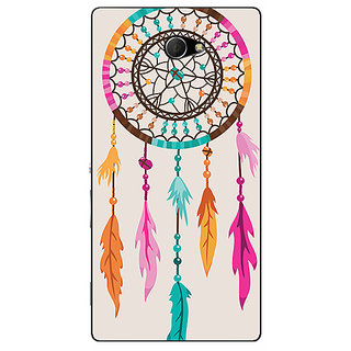 EYP Dream Catcher  Back Cover Case For Sony Xperia M2 Dual 320199
