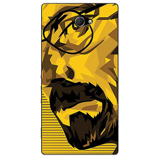 EYP Breaking Bad Heisenberg Back Cover Case For Sony Xperia M2 310432