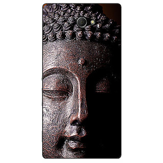 EYP Gautam Buddha Back Cover Case For Sony Xperia M2 311285