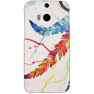 EYP Dream Catcher  Back Cover Case For HTC One M8 Eye 330195