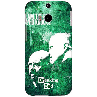 EYP Breaking Bad Heisenberg Back Cover Case For HTC One M8 Eye 330423