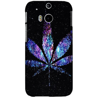 EYP Weed Marijuana Back Cover Case For HTC One M8 Eye 330494