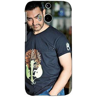 EYP Bollywood Superstar Aamir Khan Back Cover Case For HTC One M8 Eye 330918