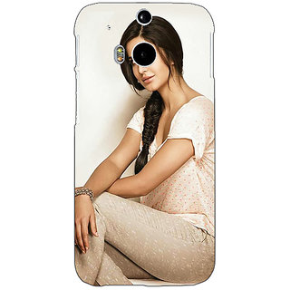 EYP Bollywood Superstar Katrina Kaif Back Cover Case For HTC One M8 Eye 331055