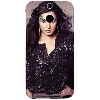 EYP Bollywood Superstar Shraddha Kapoor Back Cover Case For HTC One M8 Eye 331064