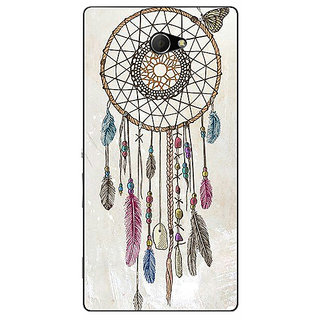 EYP Dream Catcher Back Cover Case For Sony Xperia M2 Dual 320097