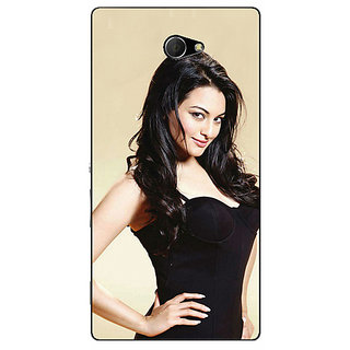 EYP Bollywood Superstar Sonakshi Sinha Back Cover Case For Sony Xperia M2 Dual 321068
