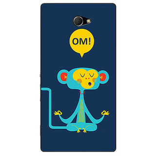 EYP OM Back Cover Case For Sony Xperia M2 Dual 321452