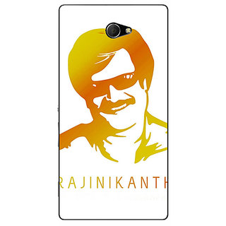EYP Rajni Rajanikant Back Cover Case For Sony Xperia M2 Dual 321490