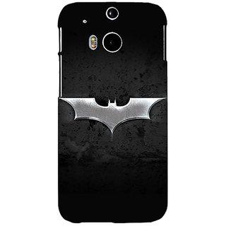 EYP Superheroes Batman Dark knight Back Cover Case For HTC One M8 Eye 330010