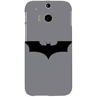 EYP Superheroes Batman Dark knight Back Cover Case For HTC One M8 Eye 330018