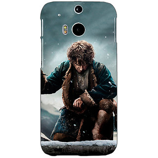 EYP LOTR Hobbit  Back Cover Case For HTC One M8 Eye 330372