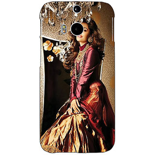 EYP Bollywood Superstar Chitrangada Singh Back Cover Case For HTC One M8 Eye 331033