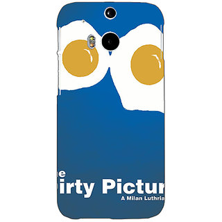 EYP Bollywood Superstar Dirty Picture Back Cover Case For HTC One M8 Eye 331128