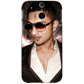 EYP Bollywood Superstar Honey Singh Back Cover Case For HTC One M8 Eye 331182