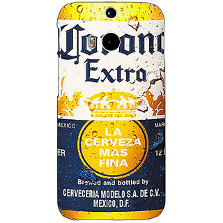 EYP Corona Beer Back Cover Case For HTC One M8 Eye 331238