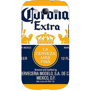 EYP Corona Beer Back Cover Case For Samsung Galaxy S3 51246