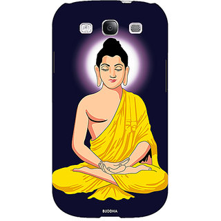 EYP Gautam Buddha Back Cover Case For Samsung Galaxy S3 51266
