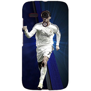 EYP Cristiano Ronaldo Real Madrid Back Cover Case For Moto G (1st Gen) 130316