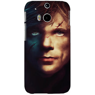 EYP Game Of Thrones GOT House Lannister Tyrion Back Cover Case For HTC One M8 Eye 331559