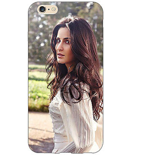 EYP Bollywood Superstar Katrina Kaif Back Cover Case For Apple iPhone 6 Plus 170981