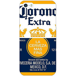 EYP Corona Beer Back Cover Case For Apple iPhone 5 21246