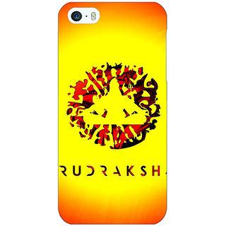 EYP Rudraksha Back Cover Case For Apple iPhone 5 21264