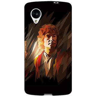 EYP LOTR Hobbit  Back Cover Case For Google Nexus 5 40370