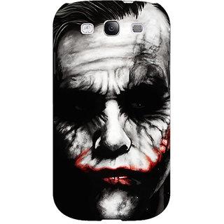 EYP Villain Joker Back Cover Case For Samsung Galaxy S3 Neo 340024