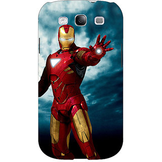 EYP Superheroes Ironman Back Cover Case For Samsung Galaxy S3 Neo 340031