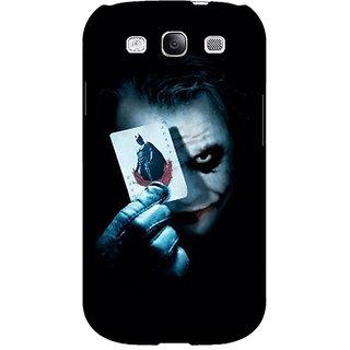 EYP Villain Joker Back Cover Case For Samsung Galaxy S3 Neo 340032