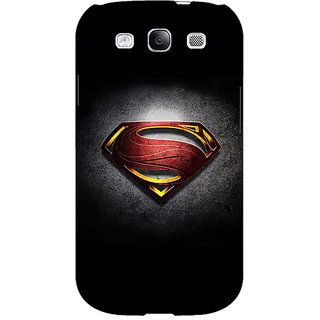 EYP Superheroes Superman Back Cover Case For Samsung Galaxy S3 Neo 340037