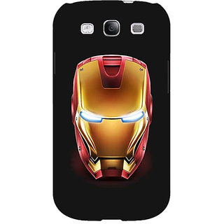 EYP Superheroes Ironman Back Cover Case For Samsung Galaxy S3 Neo 340043