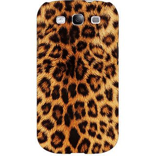 EYP Cheetah Leopard Print Back Cover Case For Samsung Galaxy S3 Neo 340080