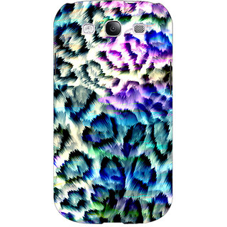 EYP Cheetah Leopard Print Back Cover Case For Samsung Galaxy S3 Neo 340081