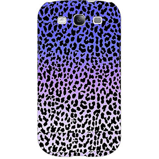 EYP Cheetah Leopard Print Back Cover Case For Samsung Galaxy S3 Neo 340082