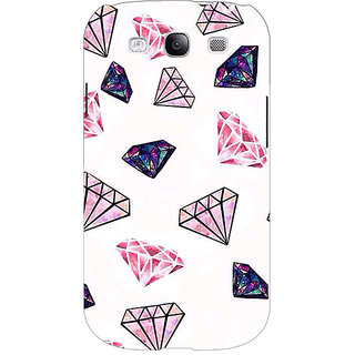 EYP Diamond Back Cover Case For Samsung Galaxy S3 Neo 340088
