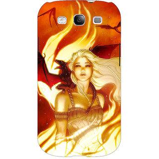 EYP Game Of Thrones GOT House Targaryen  Back Cover Case For Samsung Galaxy S3 Neo 340146