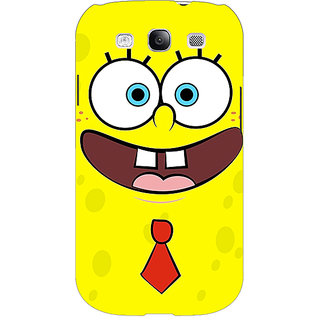 EYP Spongebob Back Cover Case For Samsung Galaxy S3 Neo 340461