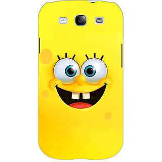 EYP Spongebob Back Cover Case For Samsung Galaxy S3 Neo 340467
