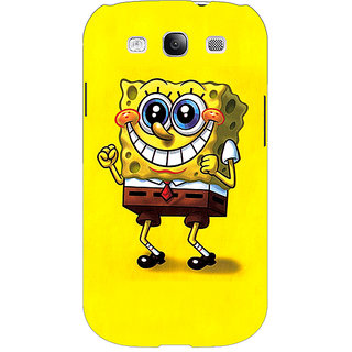 EYP Spongebob Back Cover Case For Samsung Galaxy S3 Neo 340470