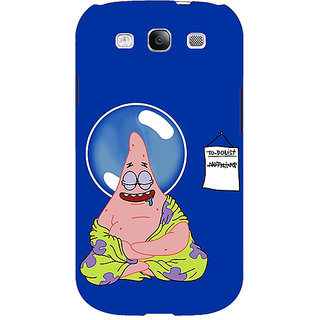 EYP Spongebob Patrick Back Cover Case For Samsung Galaxy S3 Neo 340472