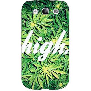 EYP Weed Marijuana Back Cover Case For Samsung Galaxy S3 Neo 340493