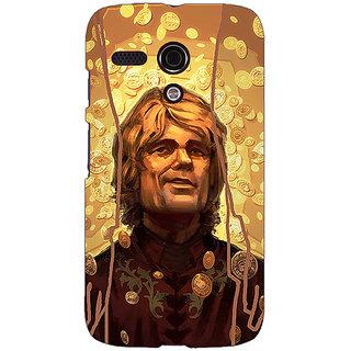 EYP Game Of Thrones GOT House Lannister  Back Cover Case For Moto G (1st Gen) 130153