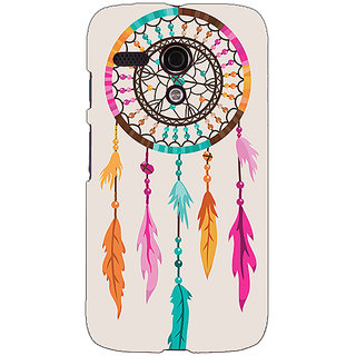 EYP Dream Catcher  Back Cover Case For Moto G (1st Gen) 130199
