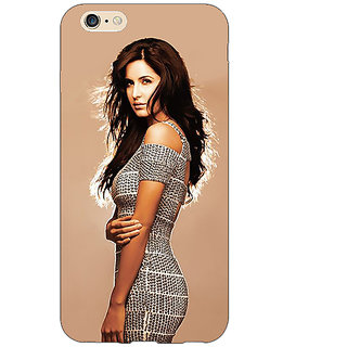 EYP Bollywood Superstar Katrina Kaif Back Cover Case For Apple iPhone 6 Plus 170993